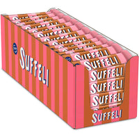 Suffeli chocolate wafer 21 g - Fazer Candy Store