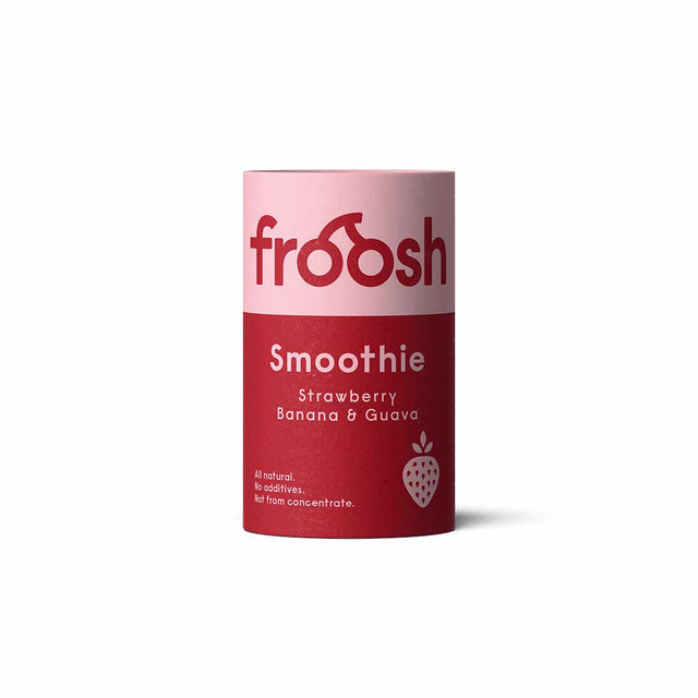 froosh strawberry, banana & guava 150  ml