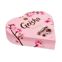 Geisha Heart Shaped Box - Fazer Candy Store