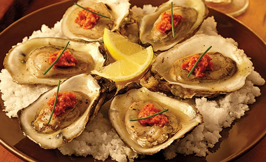 Frozen Half-Shell Oysters (12 CT.)