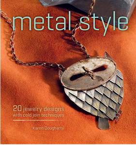 Metal Style: 2 Jewelry Designs with Cold Join Techniques