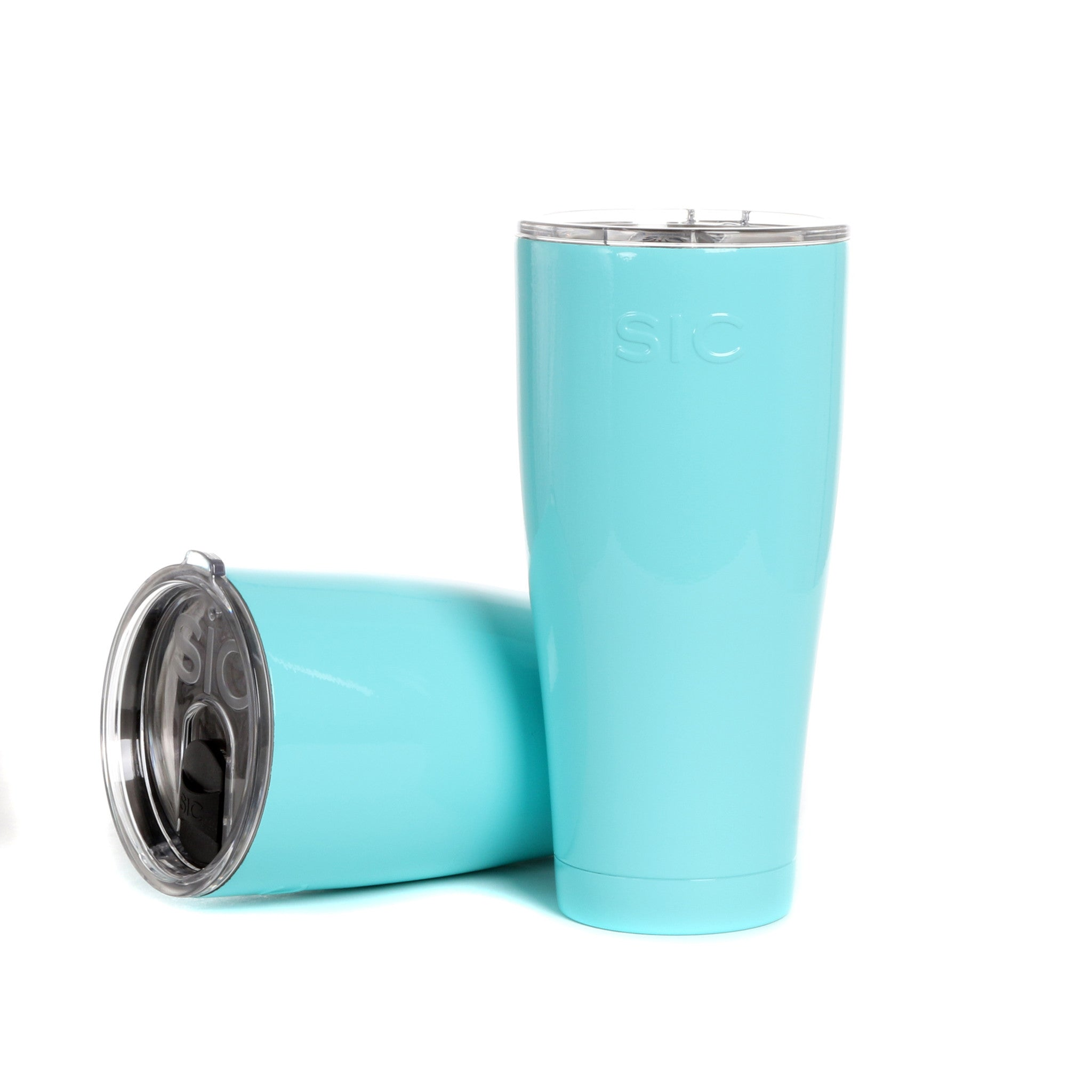 30 Oz. Gloss Seafoam Blue