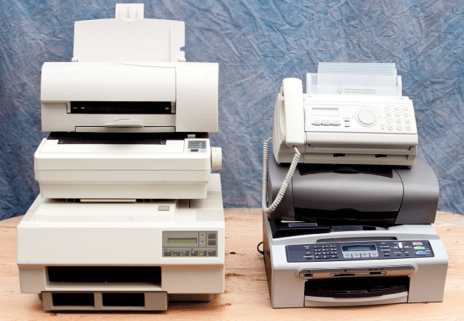Time To Trade In Your Old Printer?