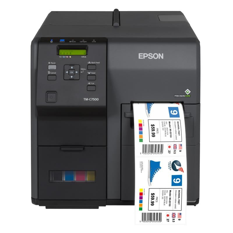 TM-C7500 Colour Label Printers