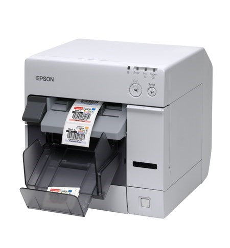 TM-C3400 Colour Label Printers