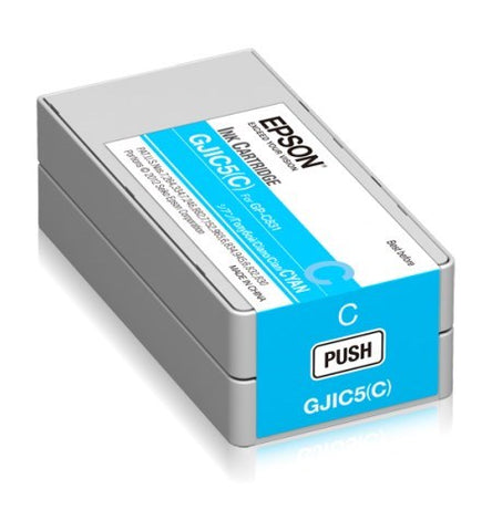 GJIC5 ColorWorks Ink cartridge for C831 (Cyan)