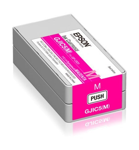 GJIC5 ColorWorks Ink cartridge for C831 (Magenta)
