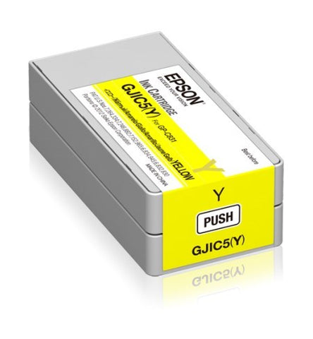 GJIC5 ColorWorks Ink cartridge for C831 (Yellow)