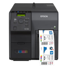 Epson TM-C7500 Colour Label Printer (USB/Ethernet) + Cutter