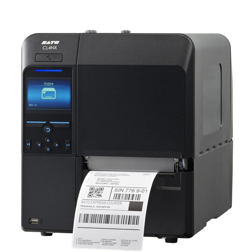Sato CL4NX 609dpi (Serial/Parallel/Ethernet/Bluetooth/USB)