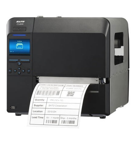 Sato CL6NX 305dpi (Serial/Parallel/Ethernet/Bluetooth/USB)