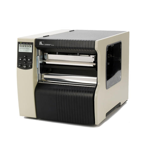 Zebra 220Xi4 Label Printer (203dpi, Rewind, Peel)