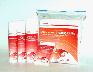 Label Printer Cleaning Kit