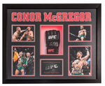 Conor McGregor Hand Signed UFC Glove - Premium Framed