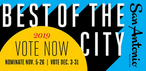 VOTE - San Antonio Magazine's Best of the City