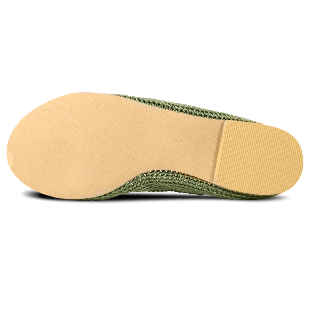 Green Solid Delyte Outsole