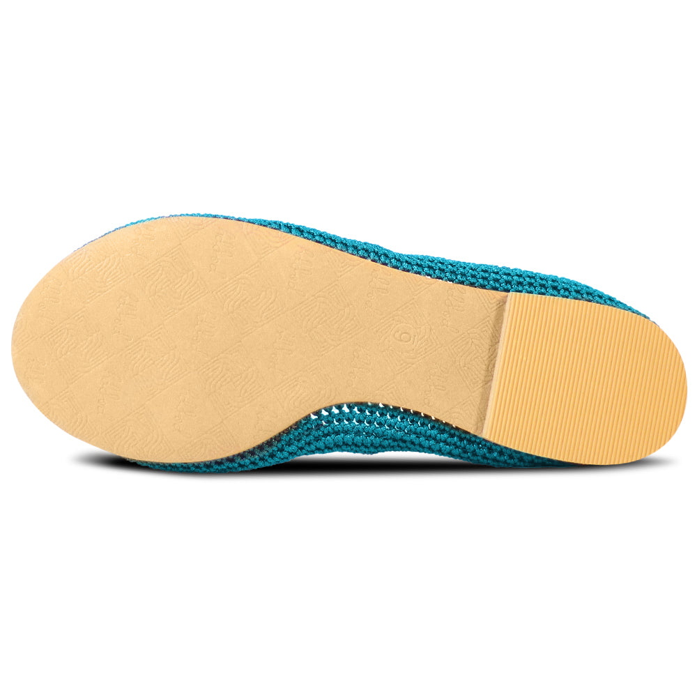 Teal Solid Delyte Outsole