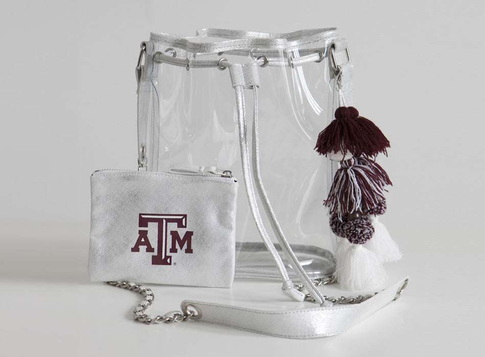 Licensed - Texas A&M University - Aggies Stadium Bags