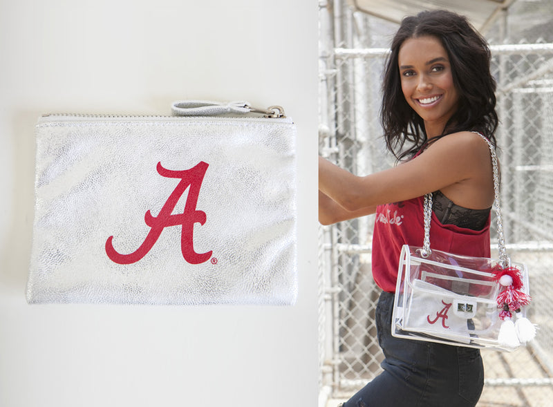 Licensed - University of Alabama - Crimson Tide Stadium Bags