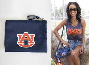 Licensed - Auburn University - Tigers Stadium Bags