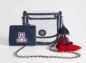 Licensed - University of Arizona - Wildcats Stadium Bags
