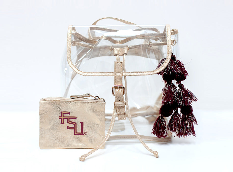 Licensed - Florida State - Seminoles Stadium Bags