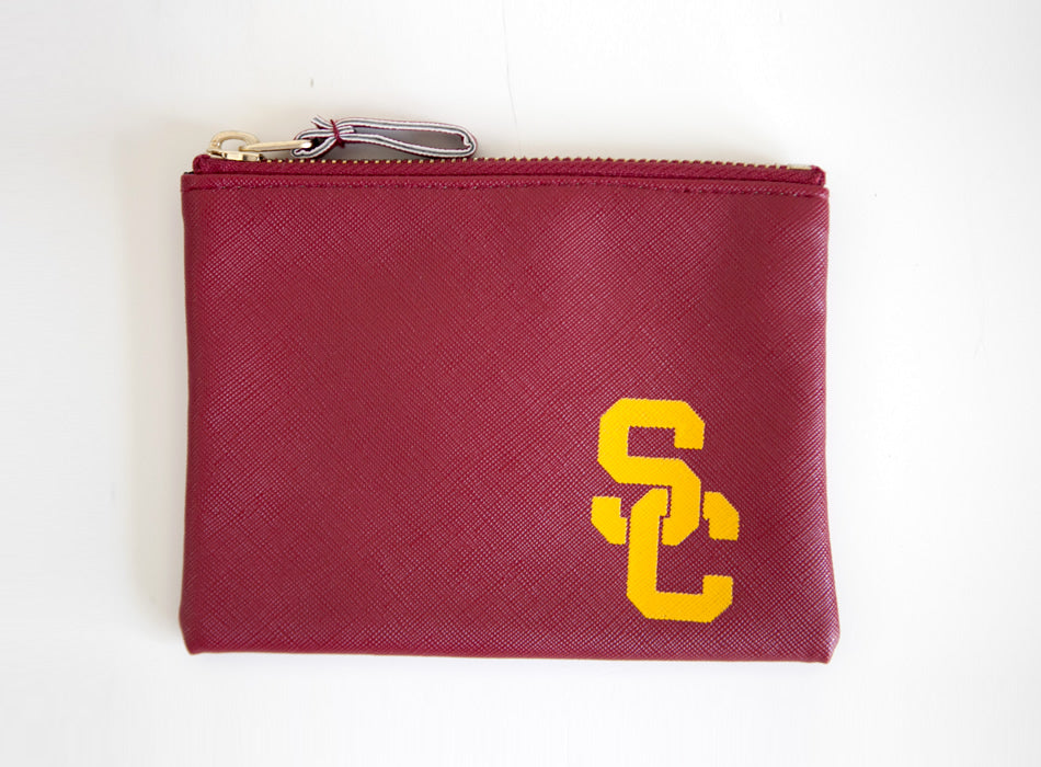 Licensed - University of Southern California - Trojan Stadium Bags