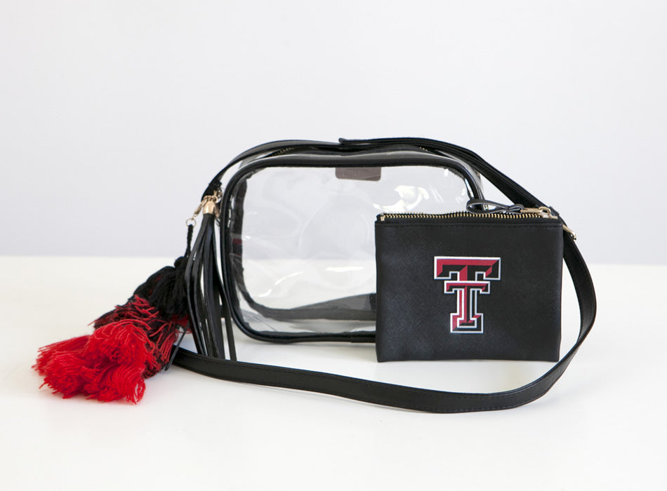 Licensed - Texas Tech University - Red Raiders Stadium Bags