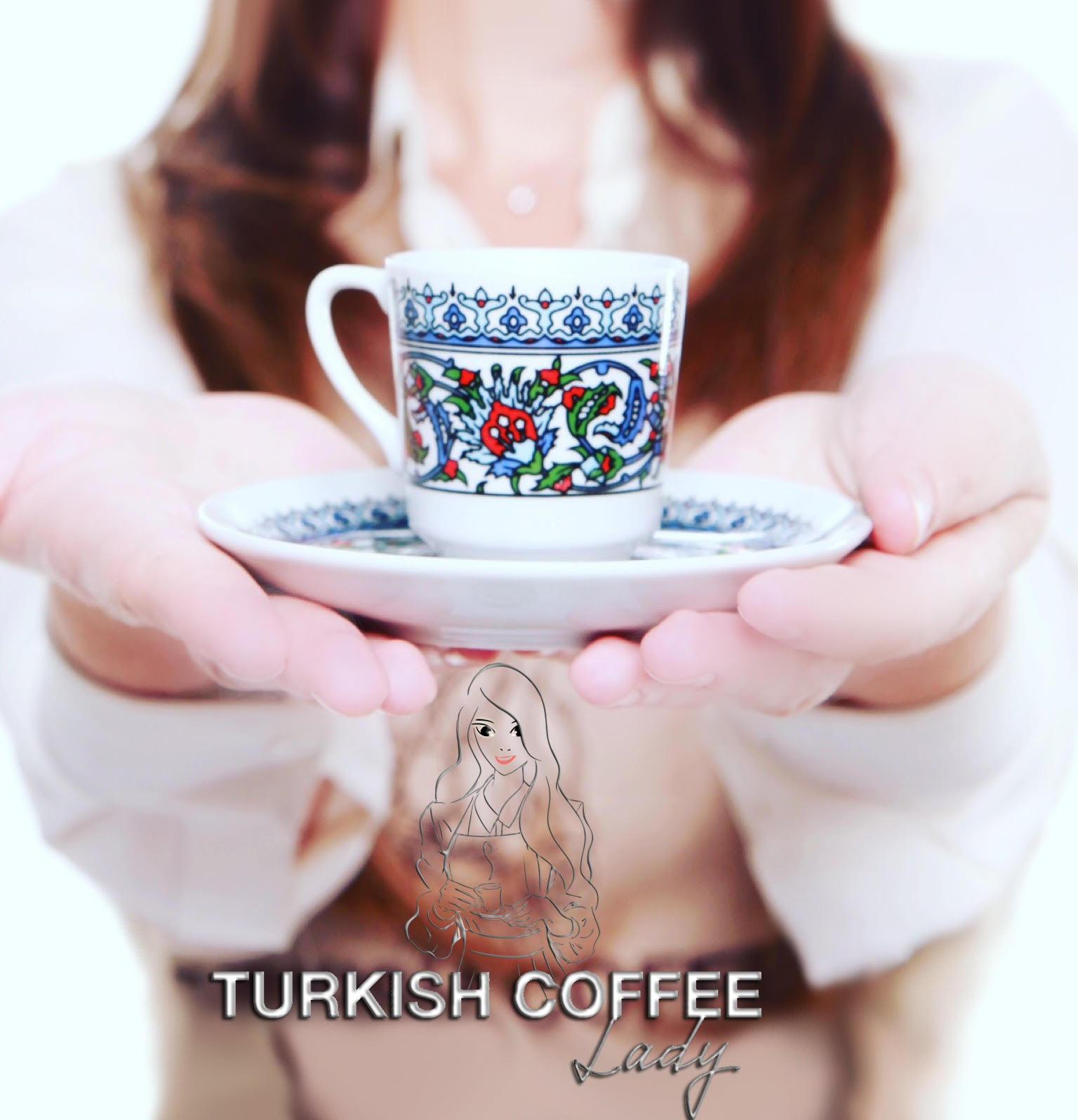 **Grand Opening** - Turkish Coffee Lady at Tysons Corner Center