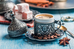 An introduction into the world of Turkish Coffee