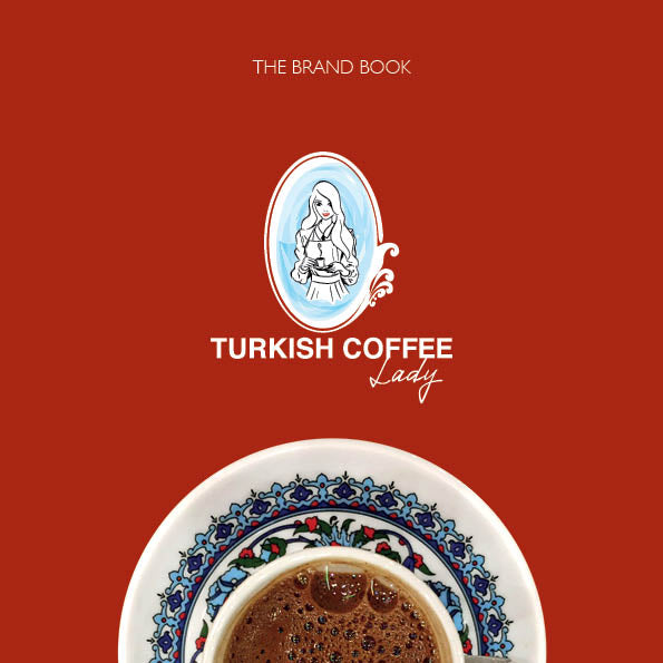 Turkish Coffee Lady - The Brand Book