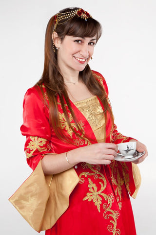 Gizem White CEO and Founder of Turkish Coffee Lady