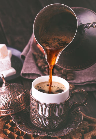The Original Turkish Coffee Taste