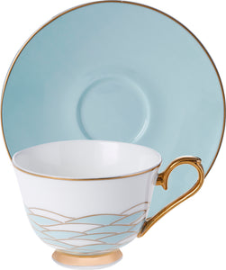 Karaca Unicef Collection (Coffee Set for 2) - Designed by Ayse Kulin