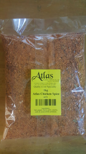 Atlas Chicken Spice