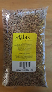 Brown Lentils (large)