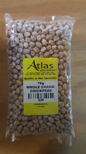 Chickpeas/Whole Chana