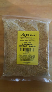 Crushed Wheat/Lapsi (Bulgar Wheat)