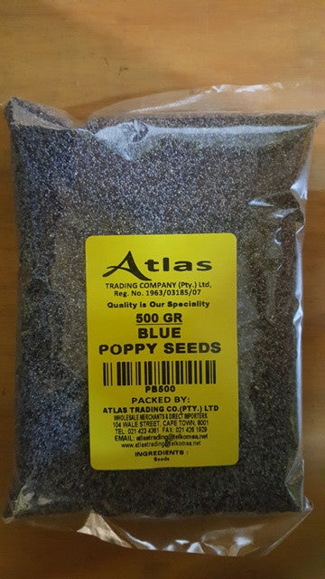 Blue Poppy Seeds