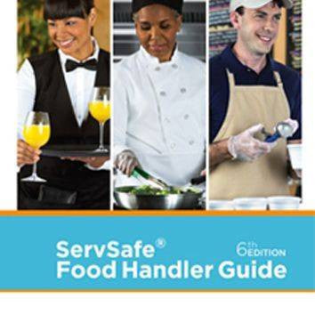(I) SERVSAFE®  FOOD HANDLER EMPLOYEE TRAINING