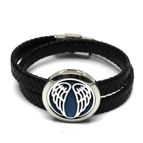 Living Zenzes Aroma Armband Angel Wings