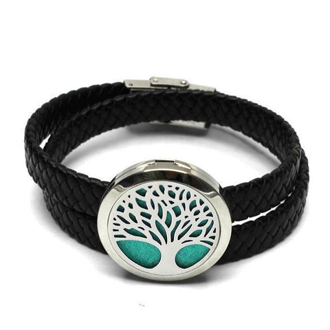 Living Zenzes Aroma Armband Eternal Tree of life