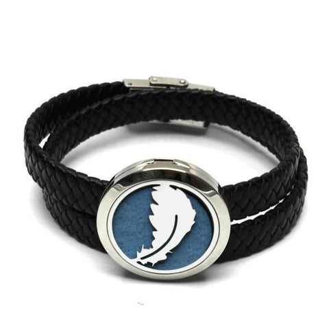 Living Zenzes Aroma Armband Feather
