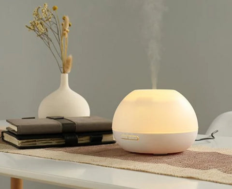 Living Zenzes White Aroma Diffuser Avery | 300 ml