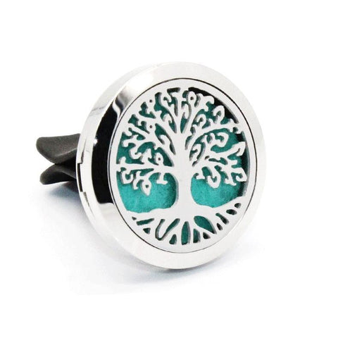 Living Zenzes Auto Diffuser Tree of Life 1