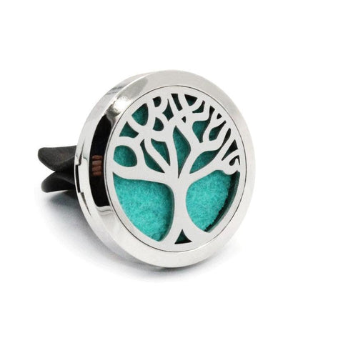 Living Zenzes Auto Diffuser Tree of Life 11