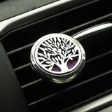 Living Zenzes Auto Diffuser Tree of Life 7