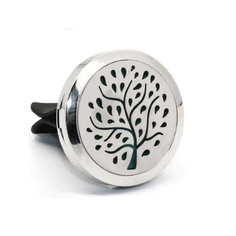 Living Zenzes Auto Diffuser Tree of Life 9