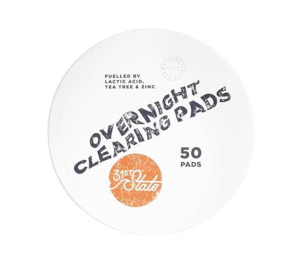 Overnight Clearing Pads