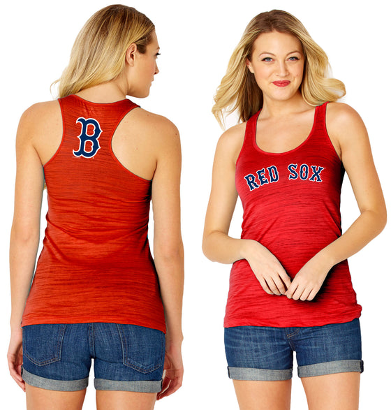 Women's MLB Red Sox Multi Count Tank 14-6264